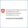 """Logo """"Bundesamt für Sport"""""""