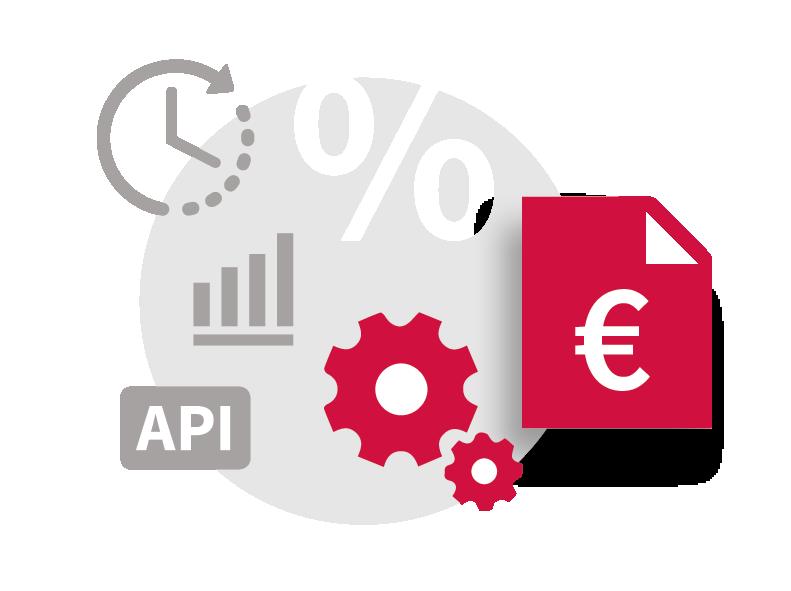 Automatisierte Rechnungsstellung und Weiterverrechnnung