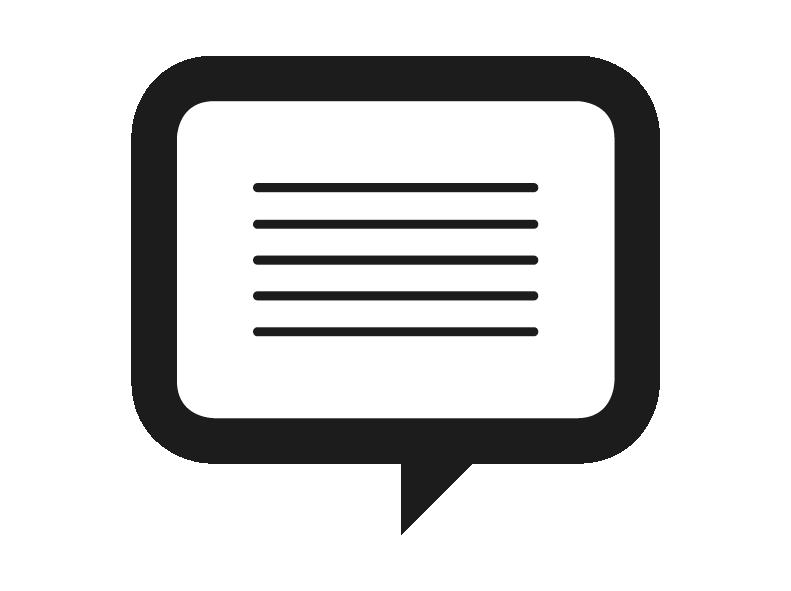 Icon Information Manager kommunizieren