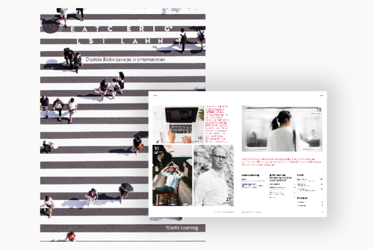 "Cover Whitepaper ""Elastic Learning"""